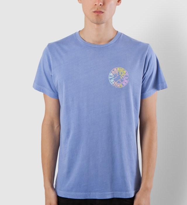 Trance Blue Curl Logo T-Shirt