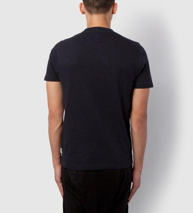 Heritage Dark Navy Stag T-Shirt