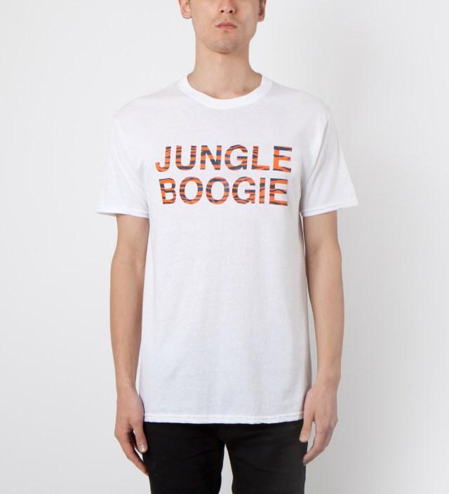 White Jungle Boogie T-Shirt