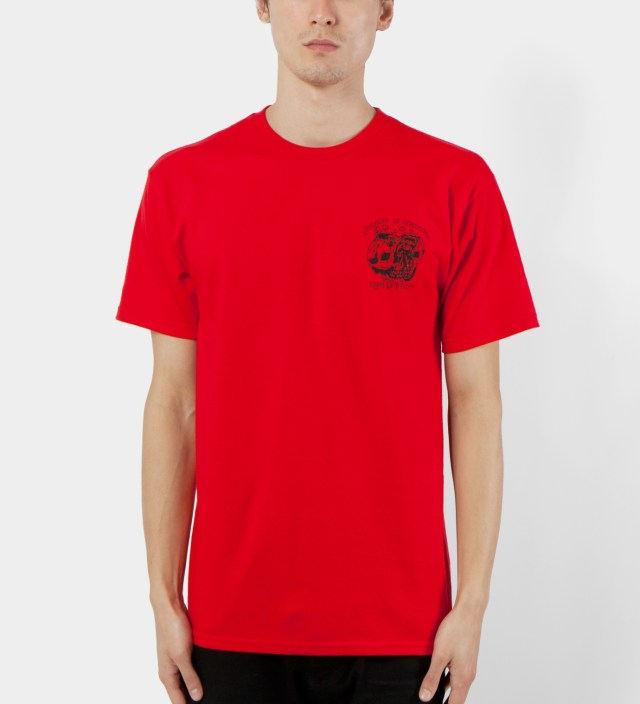 Red Death Is Certain T-Shirt
