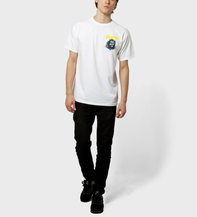 White Bong Ripper T-Shirt