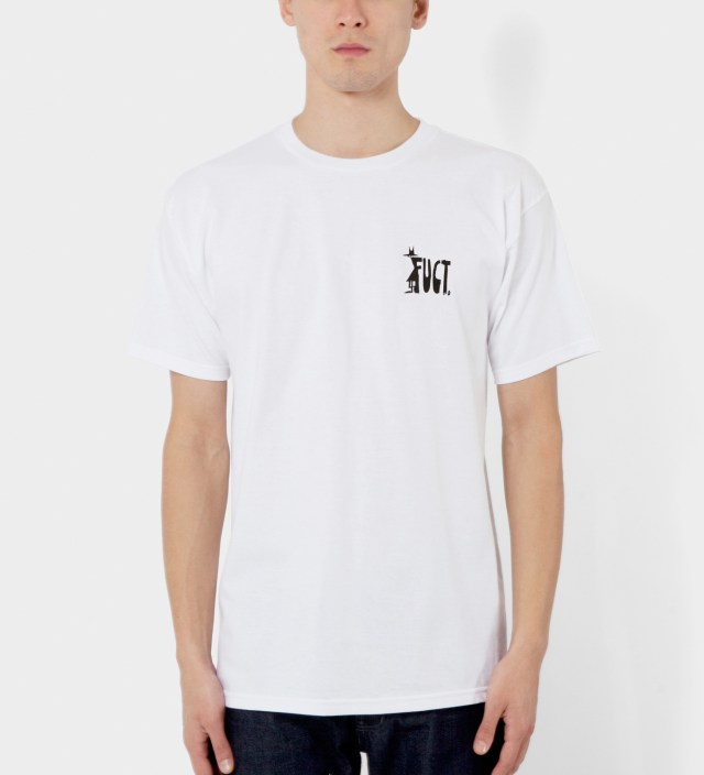 White Mr. 8Ball T-Shirt