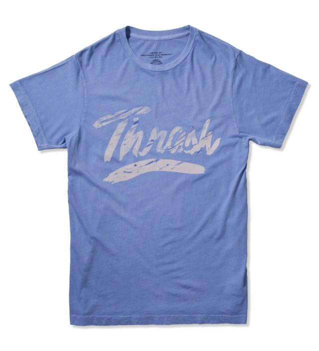 Trance Blue Thrash T-Shirt