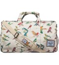 Bird Print Novel Bag