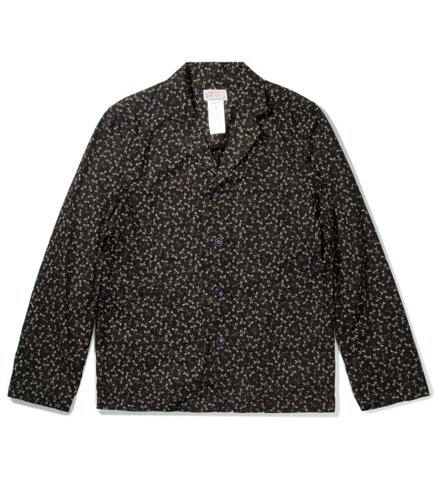 Black Floral Rydal Sport Jacket