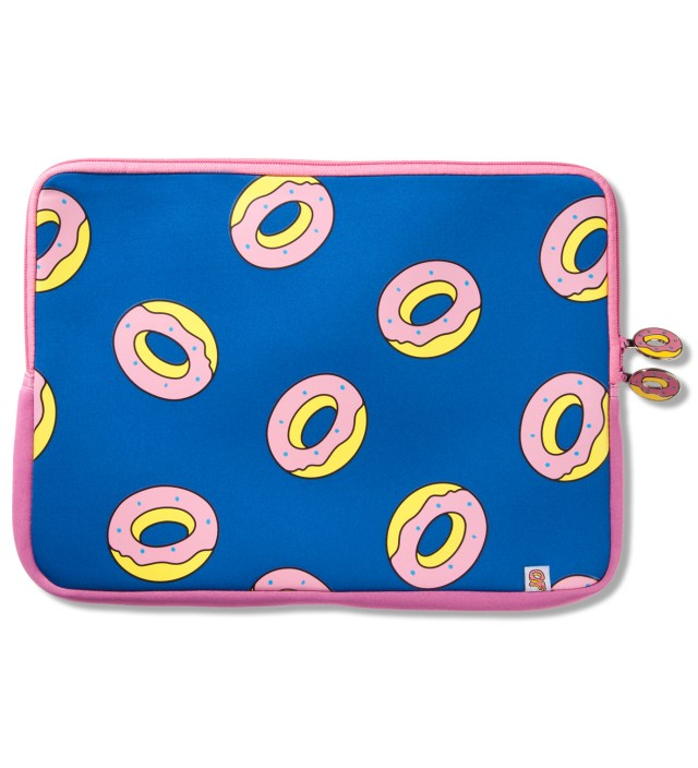 "Blue 13"" Donut Laptop Sleeve"