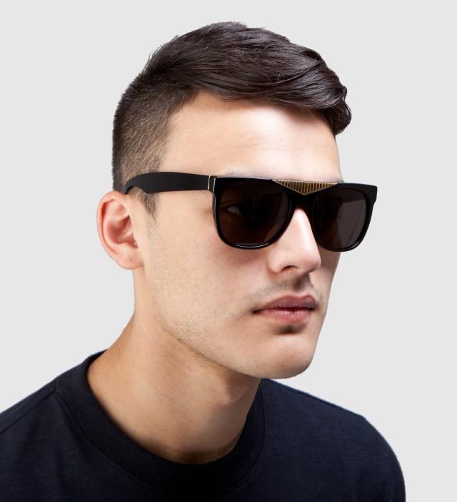Gino Black Sunglasses