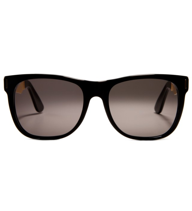 Classic Francis Black Sunglasses