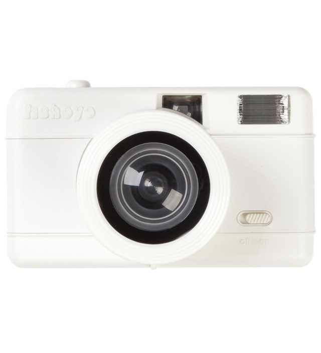 Fisheye Camera - White