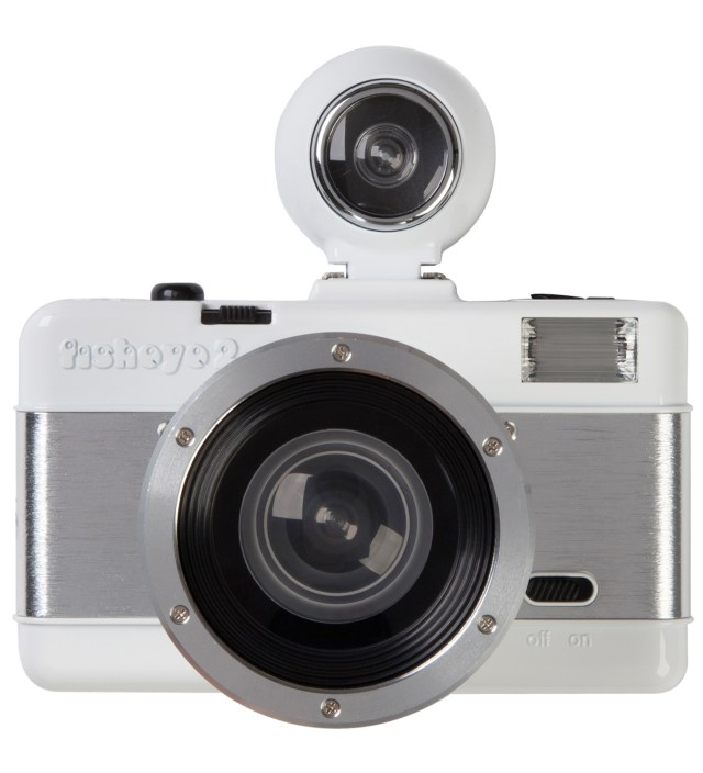 Fisheye No.2 Camera - White Knight