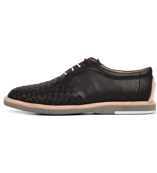 Black Ross Shoes