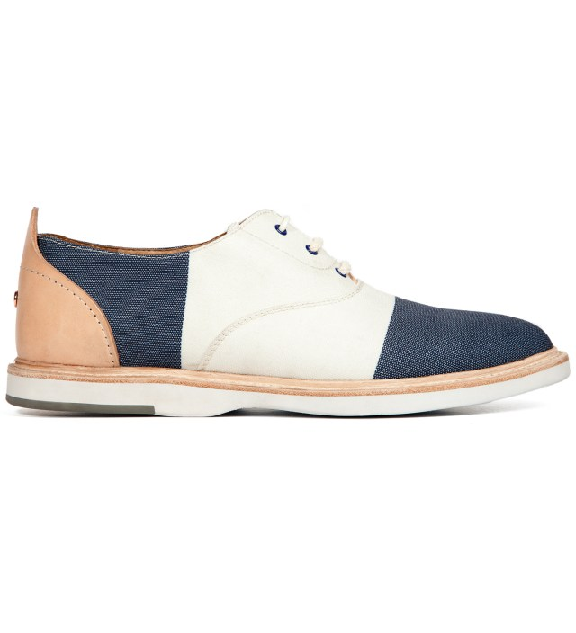 Blue Hampton Shoes
