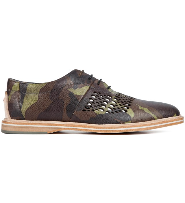 Camo Mercer Shoes