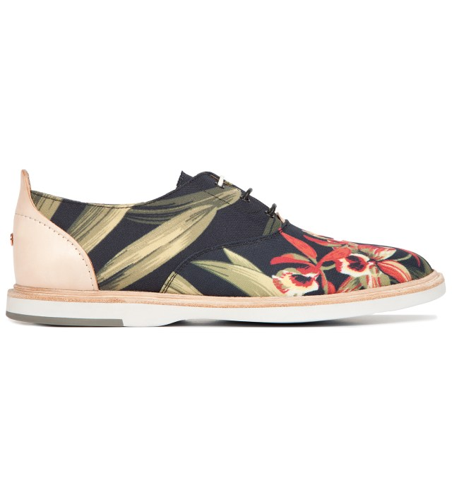 Floral Hampton Shoes
