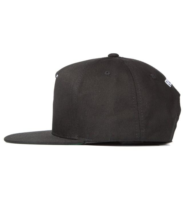 Black Mr. 8 Ball Snapback