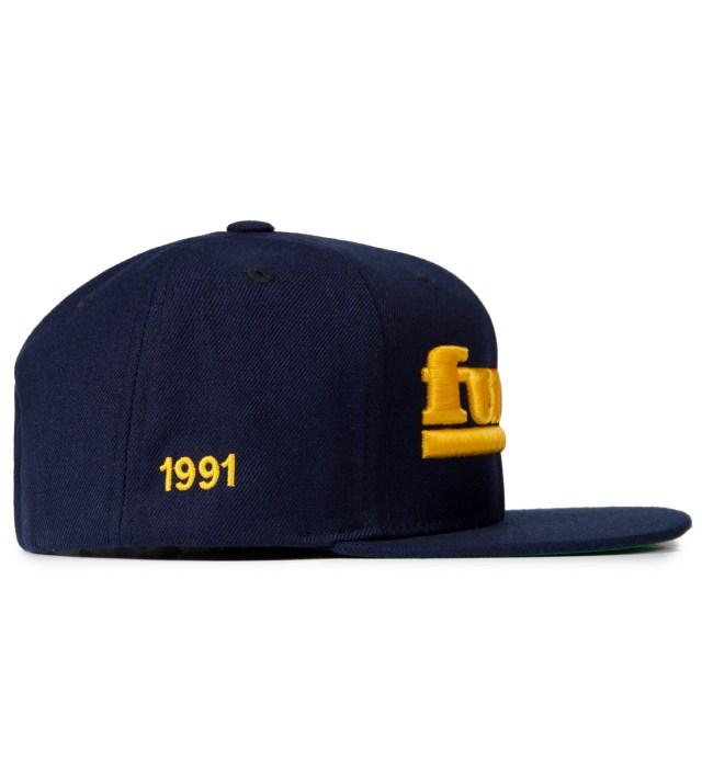 Navy OG Logo Snapback