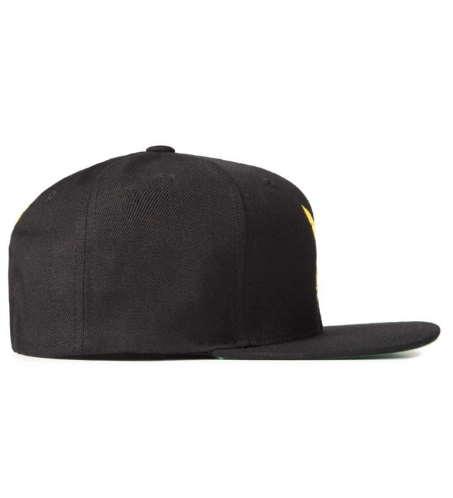 Black Death Bunny Snapback