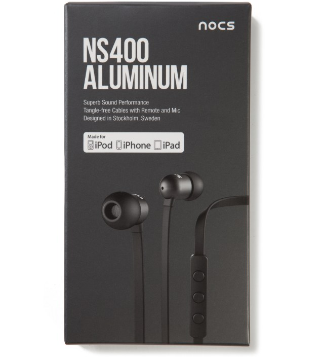 Black NS400 Aluminum for iOS