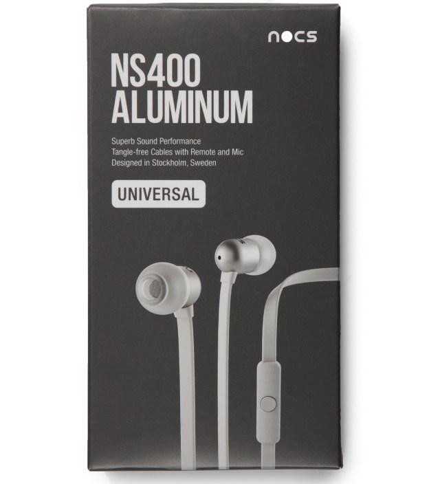 White NS400 Aluminum for Universal