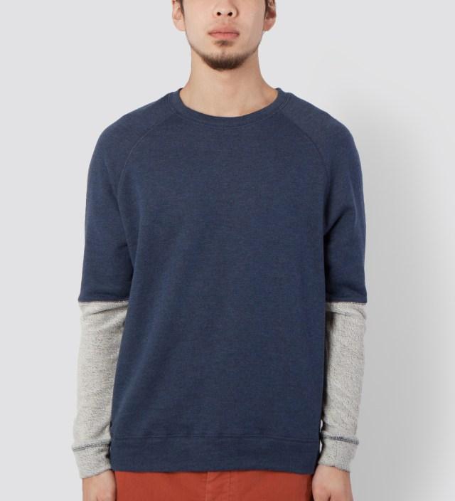 Navy Nakaba Sweater