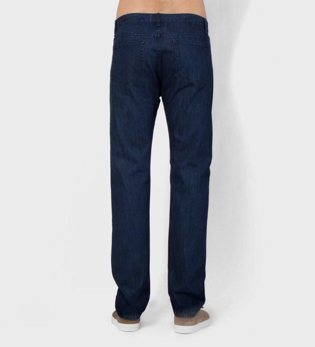 Dark Denim Trouser Pant