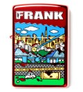 FRANK COVER ZIPPO by RIMO from mocrock