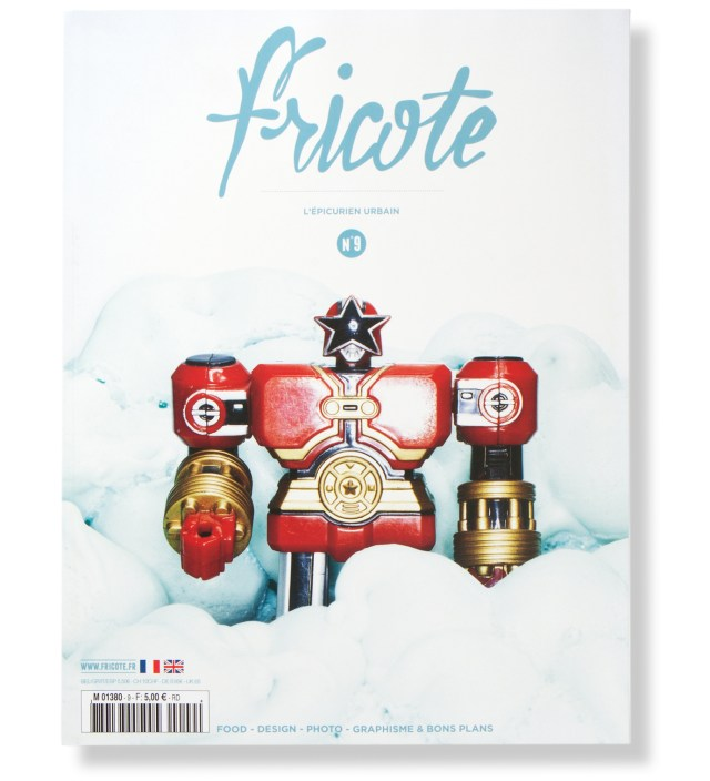 Fricote Issue #9