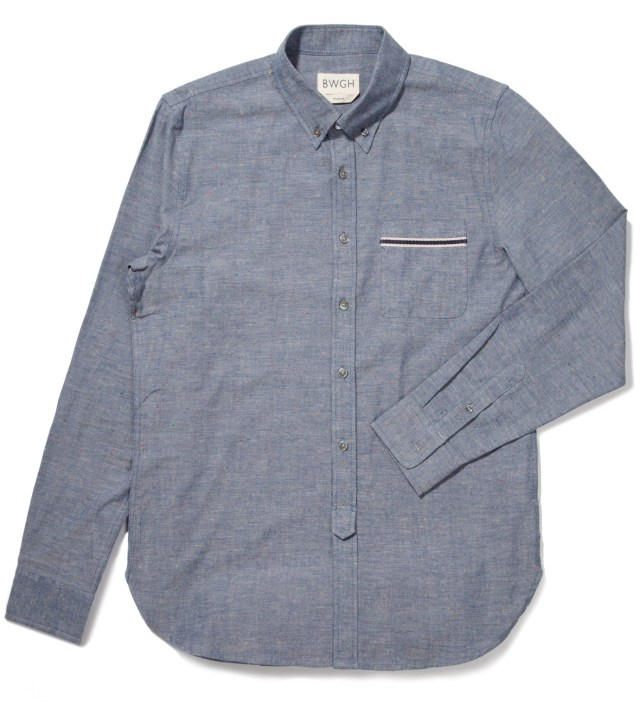 Blue Denimes Shirt