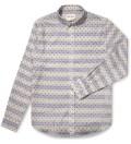 Blue/Beige Moloco Shirt
