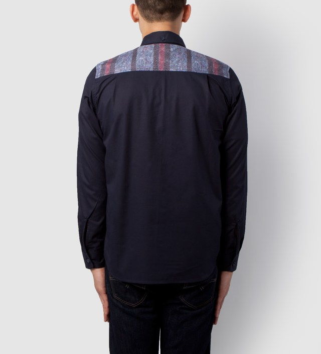 Heritage Dark Navy Baily Shirt