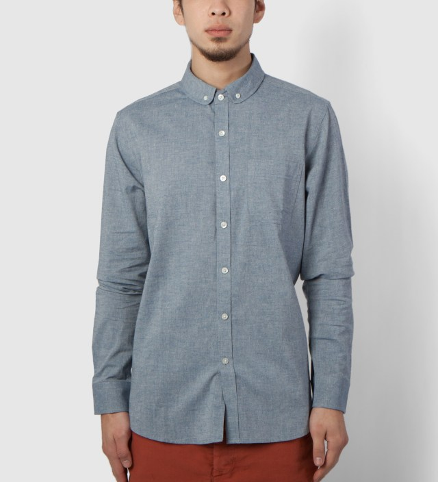 Blue Eloyo Shirt