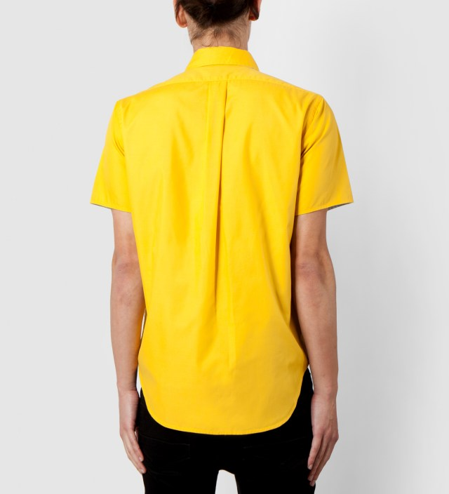 Yellow/Sky SS Reversible BD Shirt