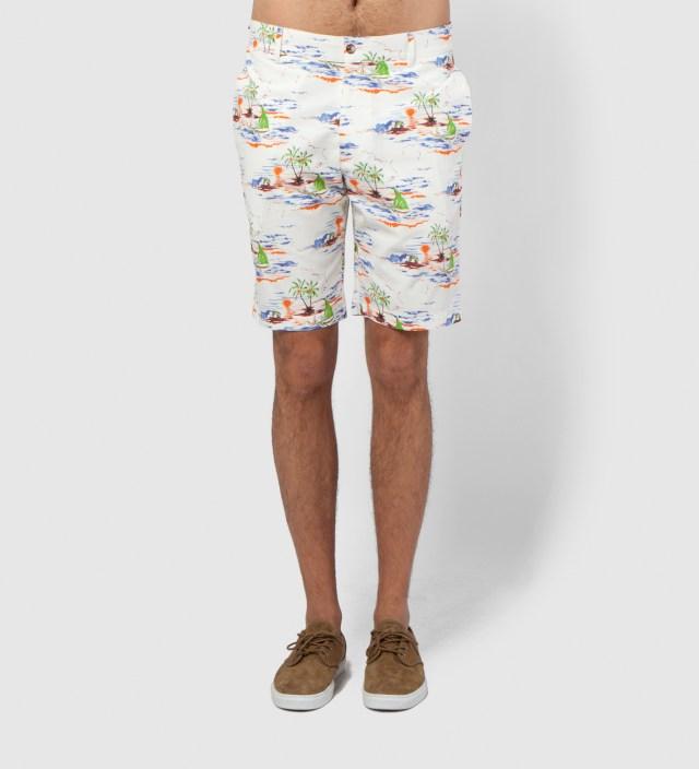 Sunset Bermuda Shorts