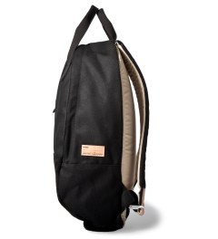 Buddy Black Ear Tote Backpack Model Picture