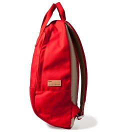 Buddy Red Ear Tote Backpack Model Picture