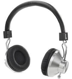 eskuché Silver 45Sv2: DJ/Studio Monitor On-Ear Headphone With Apple 3 Button Mic Picutre