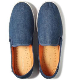 Rivieras Blue Jean Shoe Model Picutre