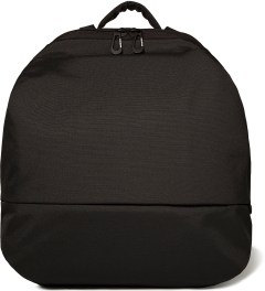 """Côte&Ciel Black 15"""" Meuse Folded Backpack Picture"""