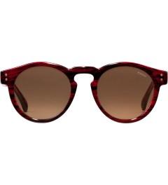 KOMONO Beetroot Clement Sunglasses Picutre