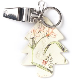 Carven Pepper Portcle Sifflet Whistle Key Ring Picture