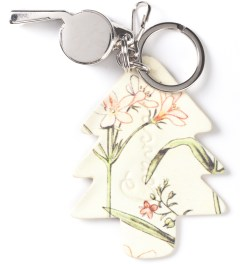 Carven Pepper Portcle Sifflet Whistle Key Ring Model Picture