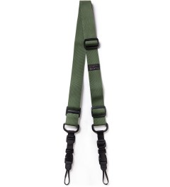 DSPTCH Olive Heavy Camera Sling Strap Picutre