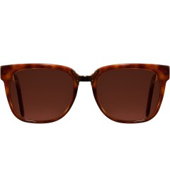 SUPER BY RETROSUPERFUTURE Leopard People Francis Sunglasses Picture