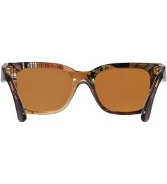 SUPER BY RETROSUPERFUTURE Remember Zoo America Sunglasses Model Picutre