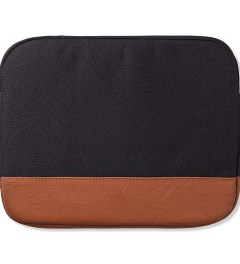 Herschel Supply Co. Black Heritage Sleeve for iPad Model Picutre