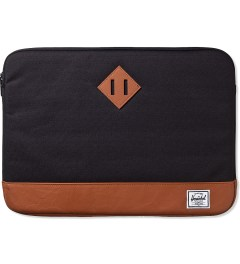 Herschel Supply Co. Black Heritage Sleeve for 15inch Macbook Pro Picutre