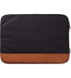 Herschel Supply Co. Black Heritage Sleeve for 15inch Macbook Pro Model Picutre