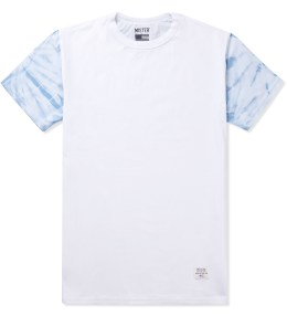 Mister White Mr. Tie-dye Sleeve T-Shirt Picture