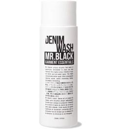 Mr. Black Garment Essentials Mr.Blacks Denim Wash Picture