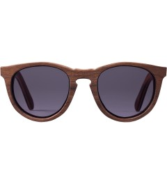 Shwood Walnut Grey Belmont Sunglasses Picutre